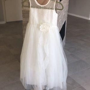 JoyKids USA white Dress